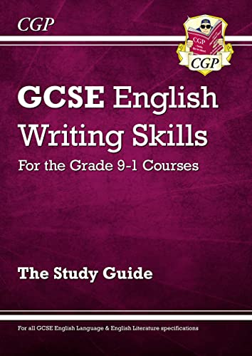 9781847628909: New GCSE English Writing Skills Study Guide - For the Grade 9-1 Courses
