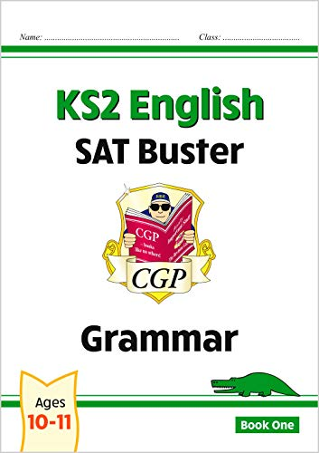 9781847629074: KS2 English SAT Buster: Grammar Book 1 (for tests in 2018 and beyond)