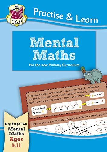 9781847629647: Practise & Learn Mental Maths Age 9 11