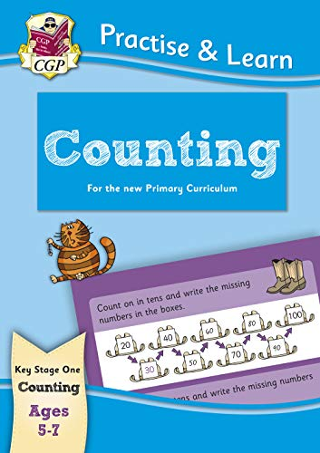 Practise & Learn: Counting (Ages 5-7): CGP Books