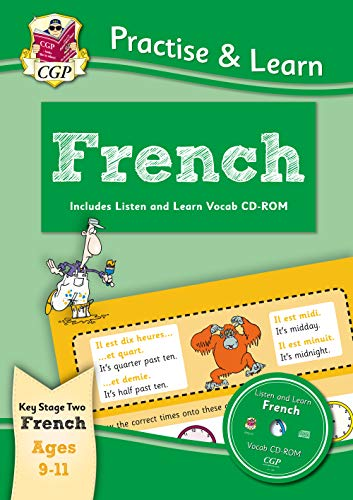 9781847629876: Practise & Learn French Ages 9 11