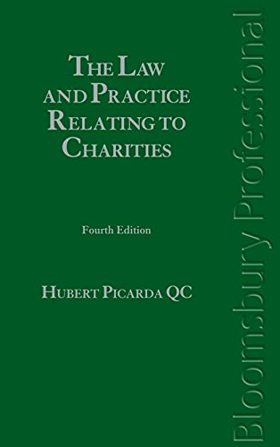 9781847660749: Law and Practice Relating to Charities: Fourth Edition