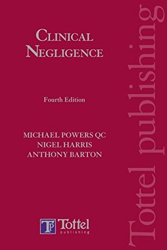 9781847660756: Clinical Negligence (Lawyers Costs and Fees)