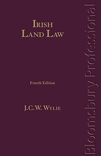 9781847660817: Irish Land Law: Fourth Edition