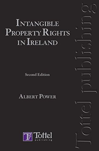 9781847662590: Intangible Property Rights in Ireland: A Guide to Irish Law (Second Edition)
