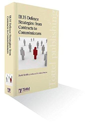 9781847662910: IR35 Defence Strategies: Fourth Edition
