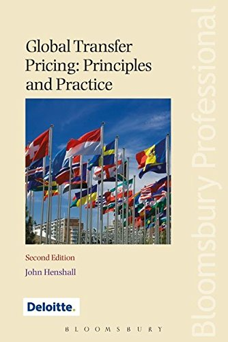 9781847663962: Global Transfer Pricing: Principles and Practice: Second Edition