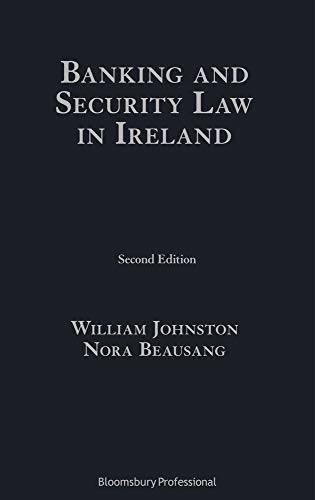9781847666680: Banking and Security Law in Ireland