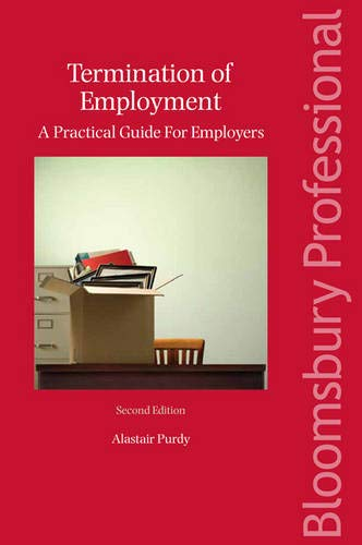 9781847667205: Termination of Employment: A Practical Guide for Employers: A Guide to Irish Law (Second Edition)
