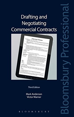 9781847667441: Drafting and Negotiating Commercial Contracts