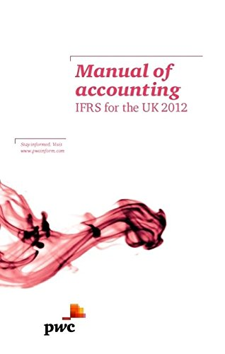 Manual of Accounting: IFRS for the UK: PwC