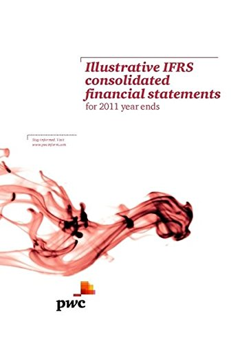 Illustrative IFRS corporate consolidated financial statements for: PwC