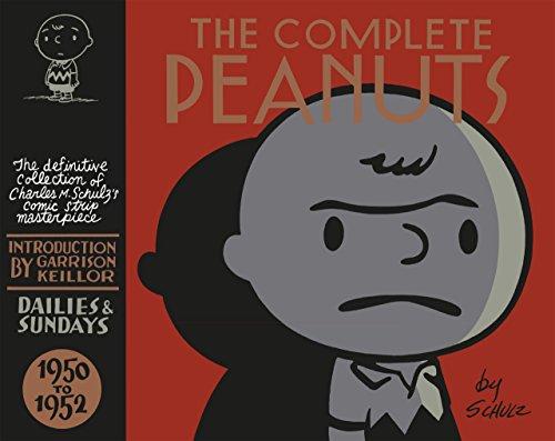 9781847670311: The Complete Peanuts 1950-1952: Volume 1 (v. 1)