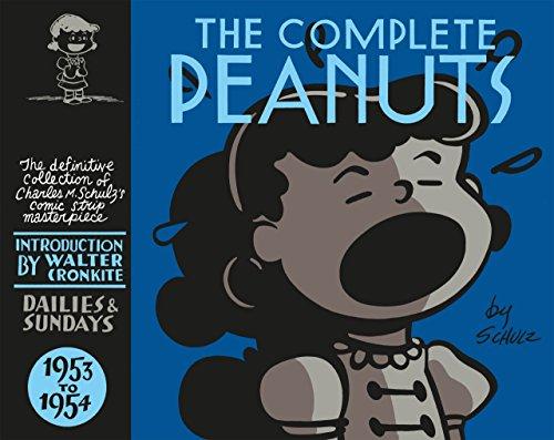 9781847670328: The Complete Peanuts 1953-1954: Volume 2: 1953-1954 v. 2