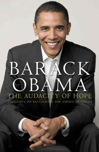 9781847670359: Audacity of Hope: Thoughts on Reclaiming the American Dream