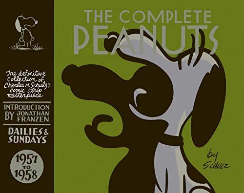 9781847670762: Complete Peanuts 1957-1958
