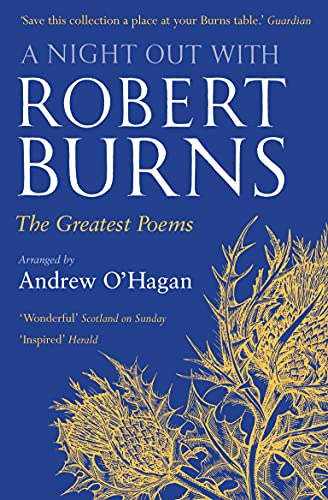 9781847671127: A Night Out with Robert Burns: The Greatest Poems
