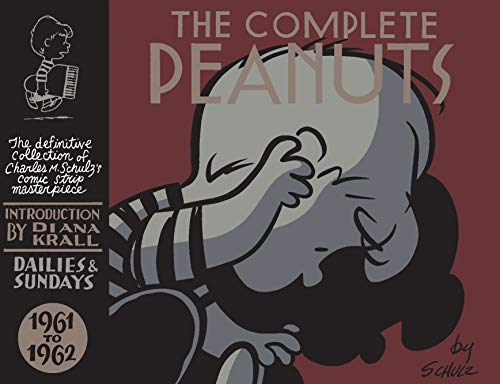 9781847671509: The Complete Peanuts 1961-1962: Volume 6