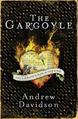 THE GARGOYLE - SIGNED & DATED FIRST EDITION FIRST PRINTING WITH BLACK PAGE EDGES