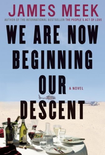 9781847671769: We Are Now Beginning Our Descent
