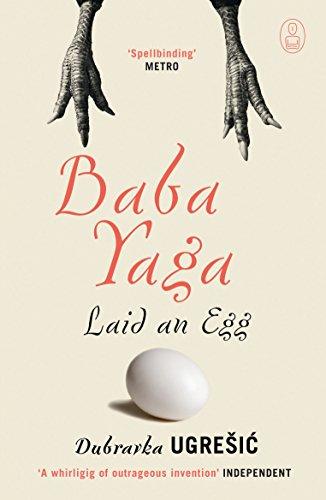 Baba Yaga Laid an Egg (The Myths)