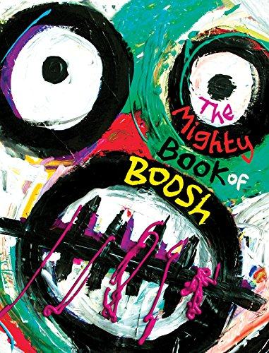 9781847673220: The Mighty Book of Boosh
