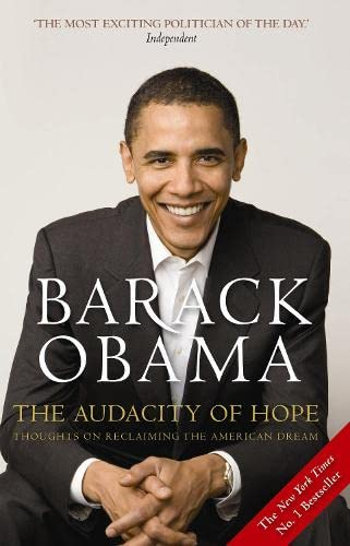 9781847673503: The Audacity of Hope: Thoughts on Reclaiming the American Dream