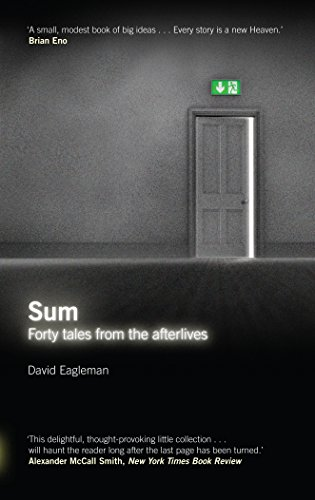 9781847674272: Sum: Forty Tales from the Afterlives