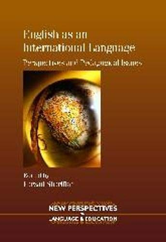 9781847691224: English as an International Language: Perspectives and Pedagogical Issues (NEW PERSPECTIVES ON LANGUAGE AND EDUCATION)