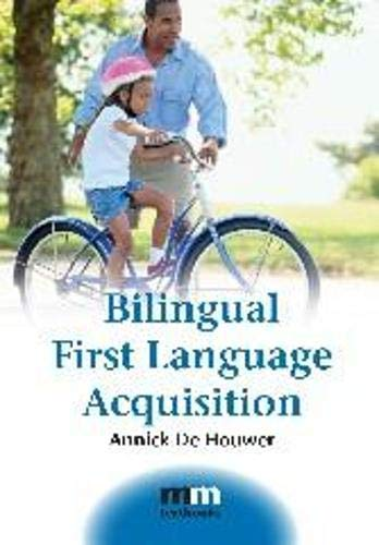 9781847691484: Bilingual First Language Acquisition (2) (MM Textbooks (2))
