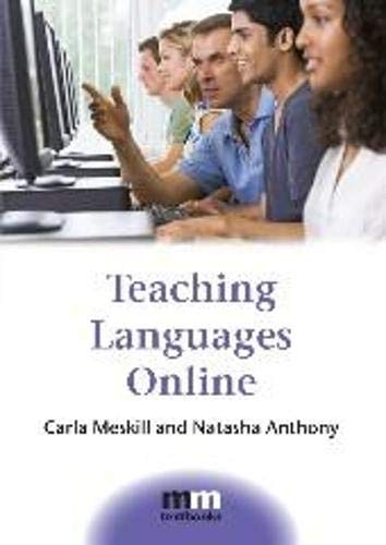 9781847692726: Teaching Languages Online (MM Textbooks)