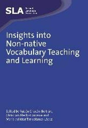 Insights into Non-native Vocabulary Teaching and Learning (Second Language Acquisition)