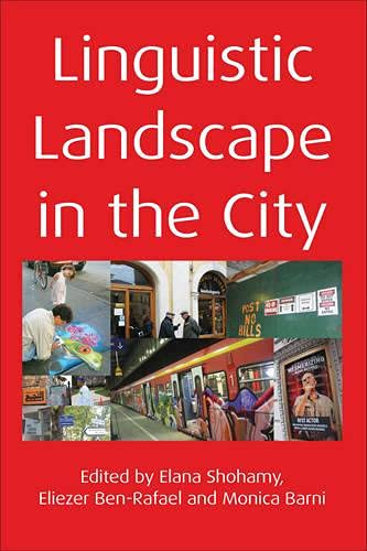 9781847692979: Linguistic Landscape in the City