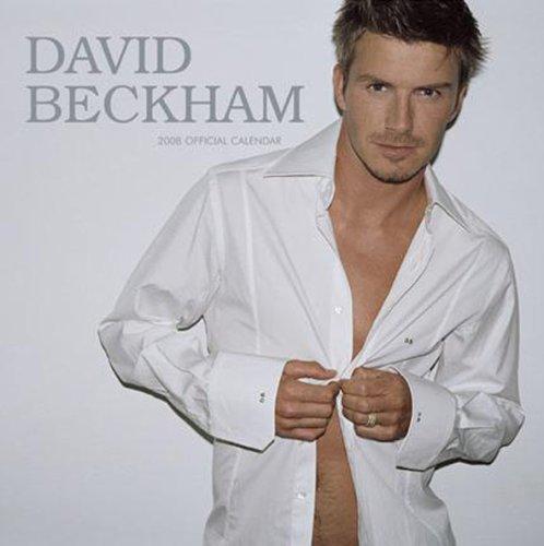 9781847701244: Official David Beckham Calendar 2008 2008