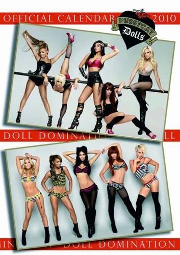 9781847704214: Official Pussycat Dolls 2010 Calendar