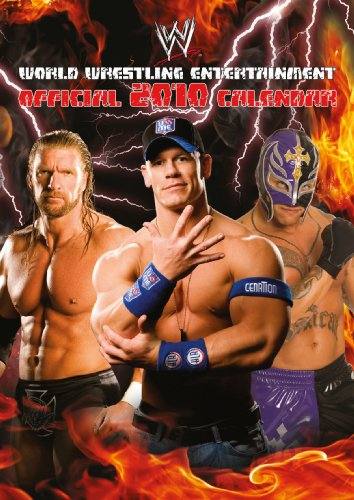 9781847705181: Official World Wrestling 2010 Calendar (Calendar 2010)