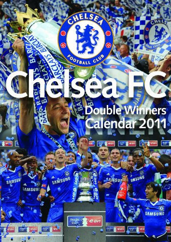 Official Chelsea FC 2011 Calendar