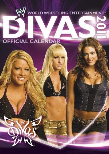 9781847707727: Official World Wrestling Divas 2011 Calendar