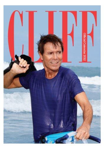 9781847708250: Official Cliff Richard A3 Calendar 2012