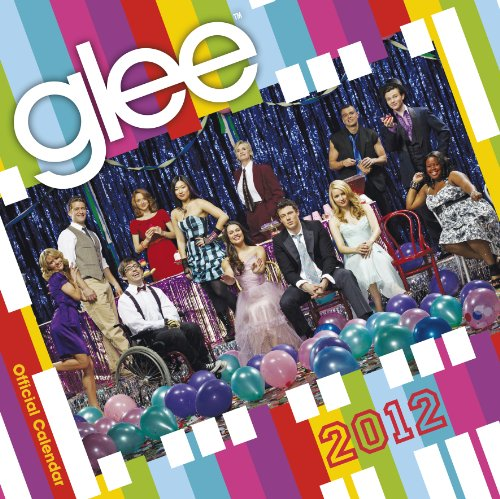 9781847708663: Official Glee Calendar 2012