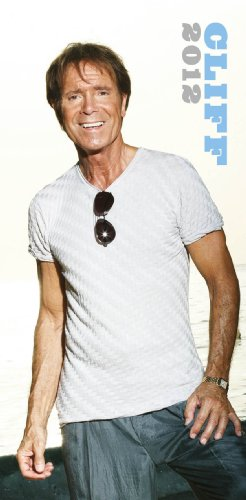 9781847709431: Official Cliff Richard Slim Diary 2012