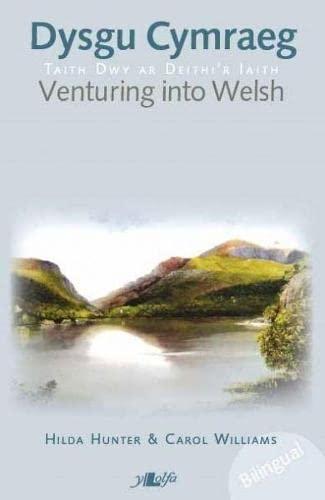 Venturing into Welsh \ Dysgu Cymraeg (Welsh and English Edition) (9781847710376) by Carol Williams; Hilda Hunter