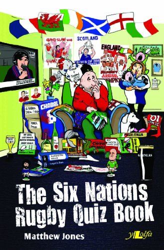 9781847714213: The Six Nations Rugby Quiz Book