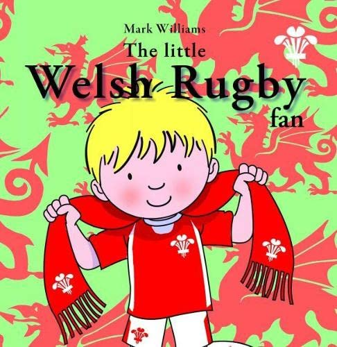 The Little Welsh Rugby Fan: Williams, Mark