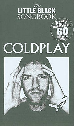 9781847720139: Coldplay : little black songbook