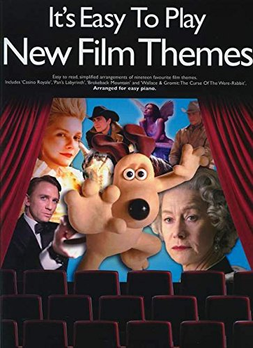 9781847720368: It's Easy to Play New Film Themes