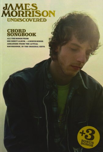 9781847720474: James Morrison Undiscovered (Chord Songbook) Lc