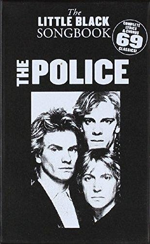 9781847720627: The Police : little black songbook (paroles seules + accords)