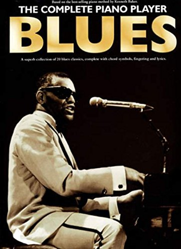 9781847720696: The Complete Piano Player: Blues