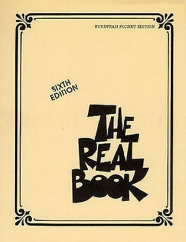 The Real Book - Sixth Edition (Pocket: Divers Auteurs